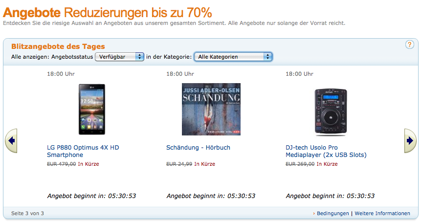 hardware angebote amazon