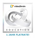 video2brain Education Jahresabo